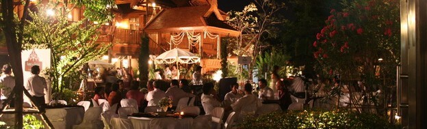 สถานที่แต่งงานเรือนไทย