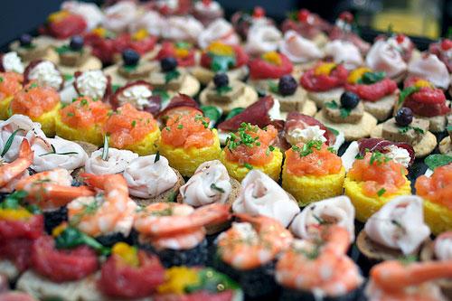 finger-food-wedding-reception